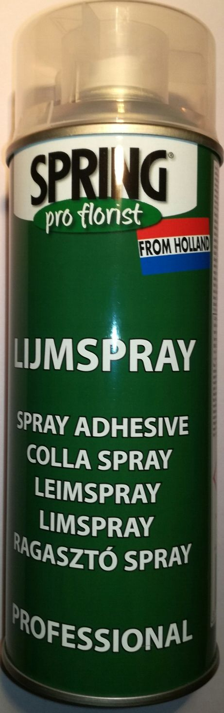 Ragasztó spray SPRING, 400 ml.